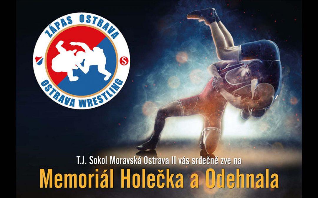 Memorial Holečka a Odehnala – 17.3.2018